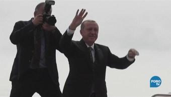 Turquía Cambia Sistema Político Seguir Erdogan