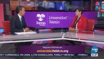 Universidad Teletón Profesionalizar Rehabilitación Rectora Fundación