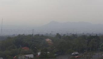 Buena, calidad del aire en la mayor parte del Valle de México