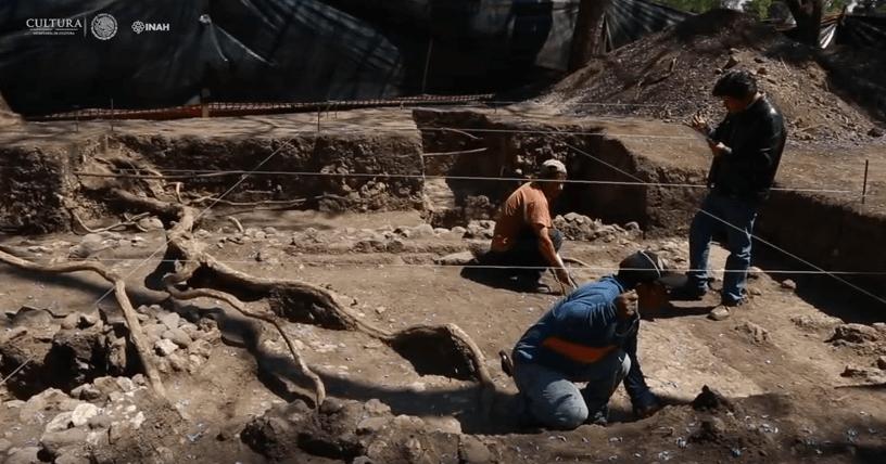 Descubren vestigios de caserío teotihuacano en Chapultepec