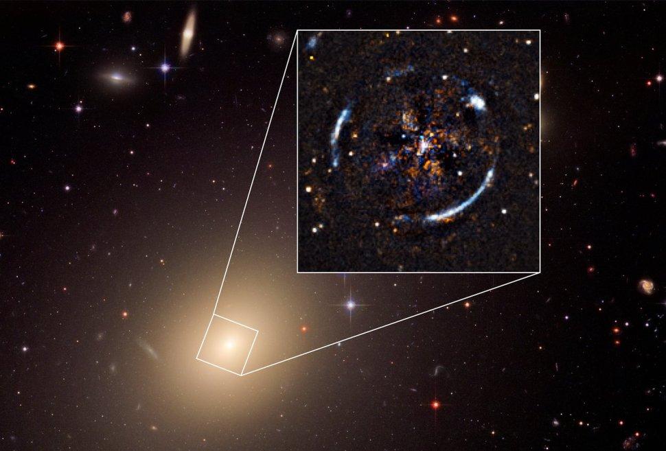 Teoría de la relatividad de Einstein funciona más allá de la Vía Láctea