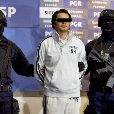 Sale de prisión Vicente Carrillo Leyva, hijo de 'El Señor de los Cielos'