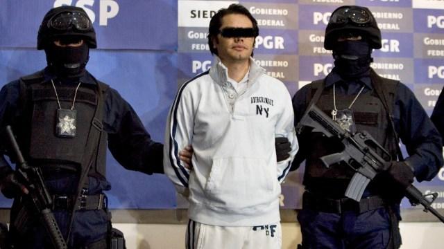 Sale de prisión Vicente Carrillo Leyva