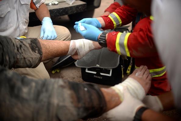 EU traslada víctimas del volcán de Guatemala a Florida