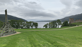 No hay rastros del monstruo del Lago Ness, tras estudio de ADN