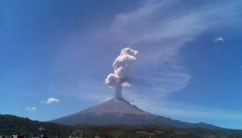 México no baja la guardia en monitoreo de volcanes, dice Luis Felipe Puente