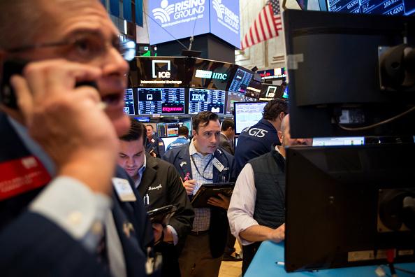 Wall Street cierra con modestas bajas