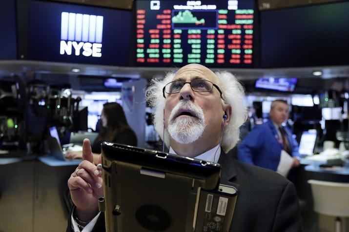 Wall Street cierra pérdidas incremento tasas interés