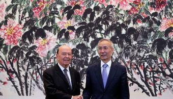 Casa Blanca anuncia 'progreso' en negociaciones con China