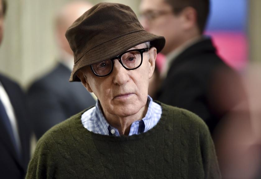 Woody Allen se declara paladín movimiento MeToo