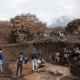 Zona devastada por volcán en Guatemala será camposanto