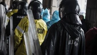 Suspenden a mando policiaco tras operativo en la Doctores