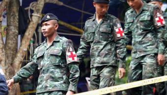 Rescate de atrapados en cueva tailandesa podría tardar meses