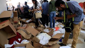 desmiente fepade falsificacion documentos electorales puebla