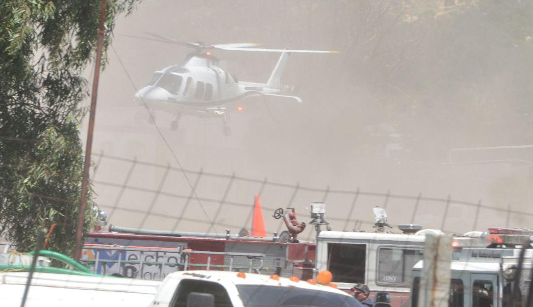 polvorines que explotaron tultepec no tenian permiso sedena