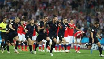 Croacia liquida a Rusia en penales y va a semifinal