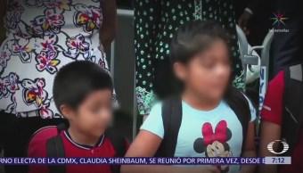 711 familias migrantes siguen separadas en Estados Unidos