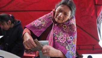 Detienen a 17 sujetos por delitos electorales en Chiapas