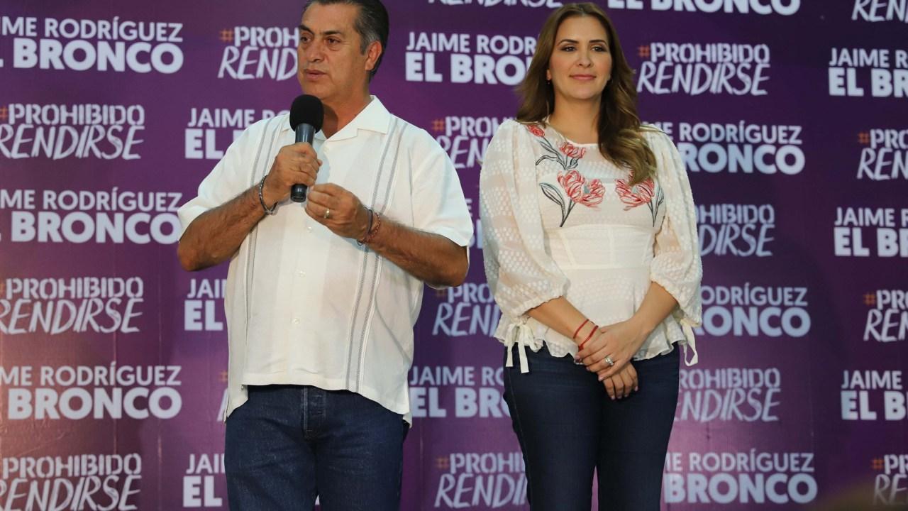 'El Bronco' felicita a AMLO y reitera que colaborará con él