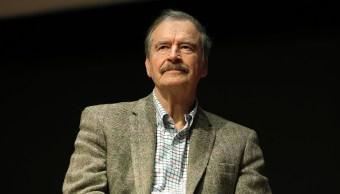 Fox felicita a López Obrador por su virtual triunfo
