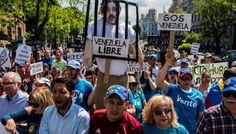 EU niega que planeara invadir Venezuela