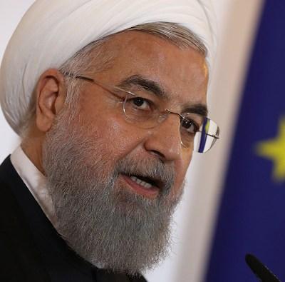 Rohaní advierte a EU que atacar Irán sería 'madre de todas las guerras'