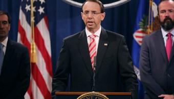 Estados Unidos acusa a 12 militares rusos de espionaje
