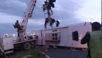 Accidentes de autobuses en Chihuahua dejan 12 muertos