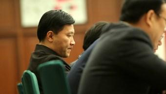 Acusan de corrupción a exvicepresidente de Bolsa de China