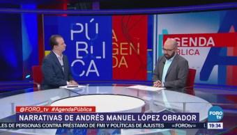 Claudio Flores habla en Agenda Pública sobre victoria AMLO