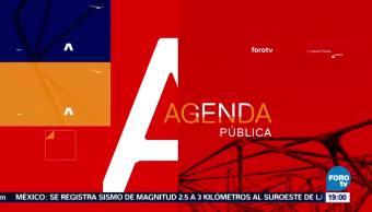 Agenda Pública Programa del 18 de julio de 2018