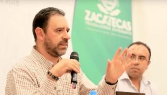 Alejandro Tello Gobernador Zacatecas Castración Química