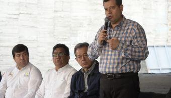 Amieva: derrumbe de plaza Artz Pedregal, por error humano