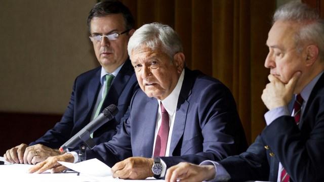 López Obrador analiza invitar a Trump a la toma de protesta