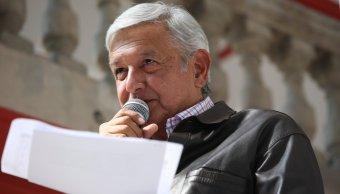 Multa del INE a Morena, golpe político, dice López Obrador