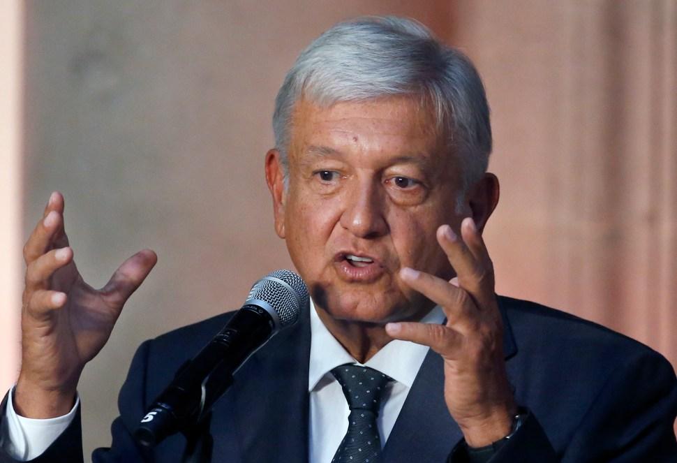 AMLO y Gabinete definen acciones para política pública