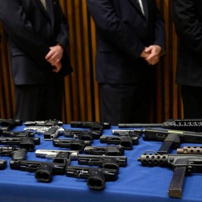 EU debe blindar su frontera para evitar tráfico de armas, dice Navarrete Prida