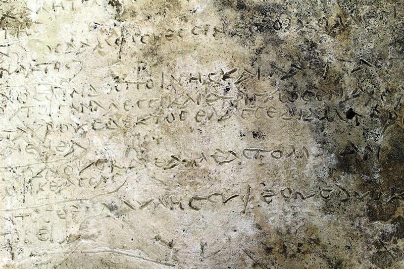 Arqueólogos descubren inscripción antigua 'La Odisea' Homero