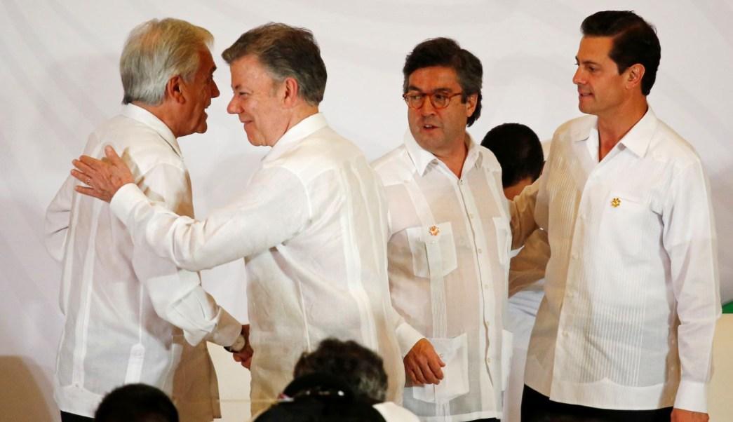 Arranca la cumbre de la Alianza del Pacífico, con Mercosur