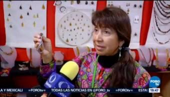 Artesanos México llevan trabajo feria Hecho a mano