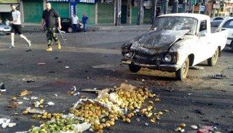 Siria Suman 216 muertos por ataques del Estado Islámico