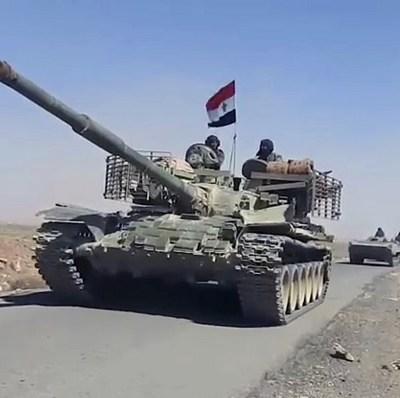 Ataques israelíes golpean posiciones sirias en los Altos del Golán