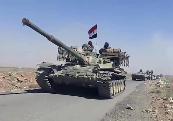 Ataques israelíes golpean posiciones sirias Altos Golán