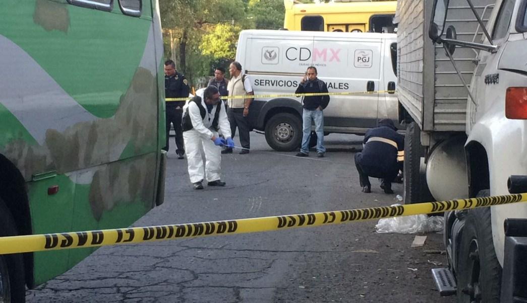 Muere una mujer luego de ser atropellada en Industrial Vallejo