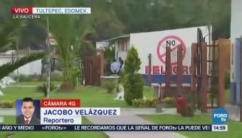 Autoridades Inician Revisión Talleres Pirotecnia Tultepec
