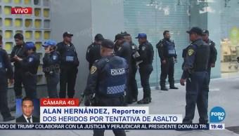 Balacera Tienda Departamental Dos Heridos Tlatelolco