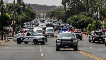 Balacera en Tijuana no se trató de una toma de rehenes