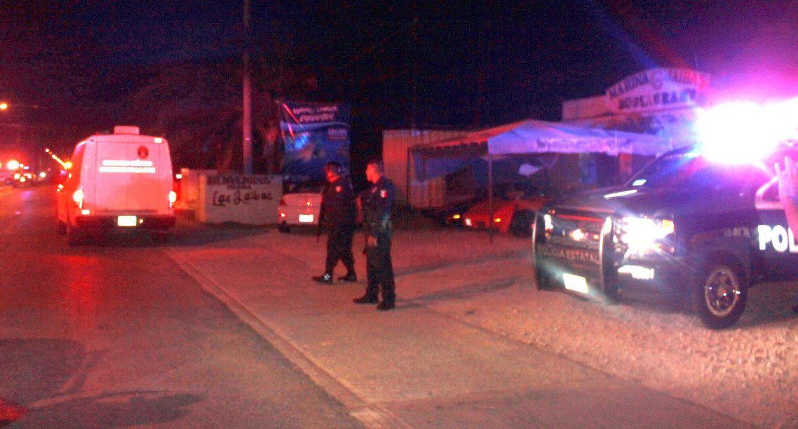 balacera puerto juarez quintana roo cinco muertos