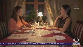 Betzabé Zumaya, mexicana que triunfa en la televisión rusa