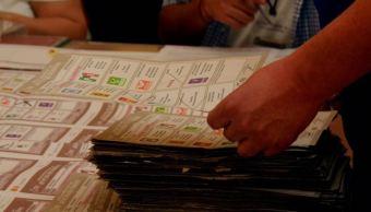 Recuperan algunos de paquetes electorales robados en la GAM